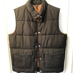Land's End vest size M